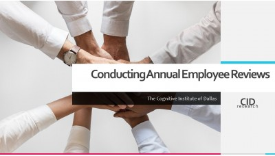 Conducting Annual Employee Reviews