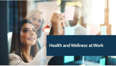 Health and Wellness at Work