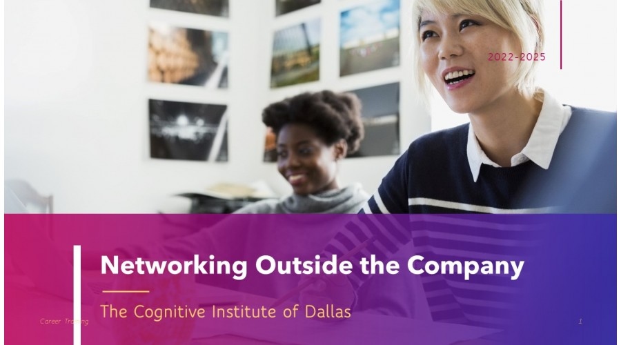 Networking Within the Company