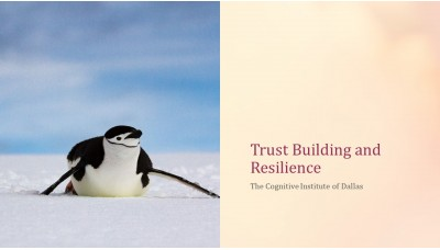 Trust Building and Resilience Development